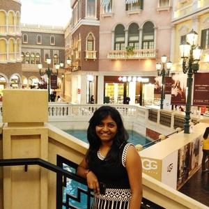 Bhavana Siddappa Travel Blogger