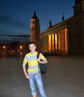 Vilius Švilpa Travel Blogger