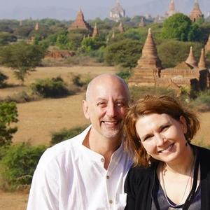 Cathy Ward Travel Blogger