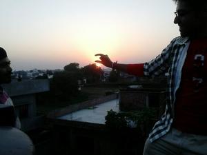 Saptarshi GreenD-vil Dey Travel Blogger