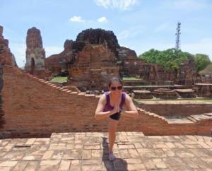channbear Travel Blogger