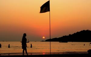 Suns of the beaches - Palolem