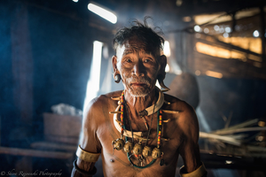 Mon, Nagaland - Home Of The Last Surviving Headhunters