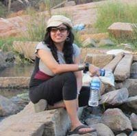 Sanya Chawla Travel Blogger