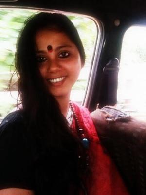 Sumana Chakroborty Travel Blogger
