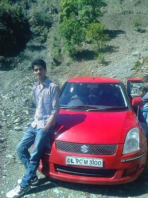 Neeraj Gusain Travel Blogger