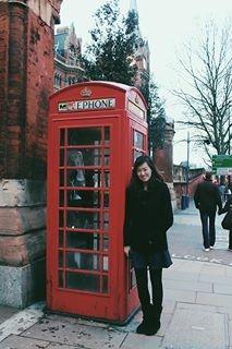 Ria Iestin Corral Travel Blogger
