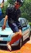 Vraj Shah Travel Blogger