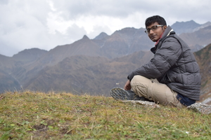 Vinay Singhal Travel Blogger