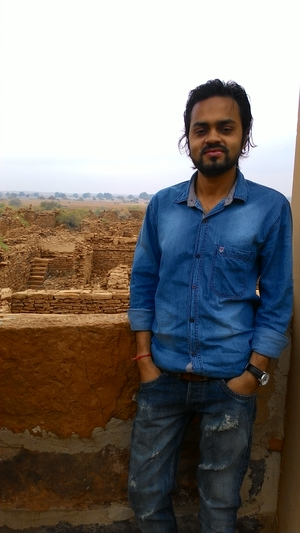 Rajeev Ranjan Travel Blogger
