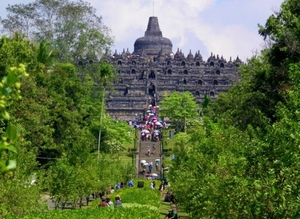 Borobudur – The world's biggest Buddhist monument