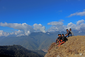 Travel diaries of RoRboyz: Bhutan and Sikkim