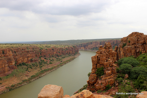 Roadtrip to Gandikota: The Grand canyon of India