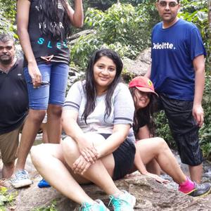 Preeti Laad Travel Blogger