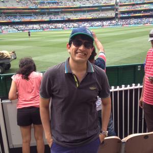 Prerit Shishodia Travel Blogger