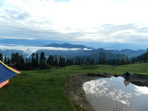 Backpacking at Mundali: Shangri La of Uttrakhand
