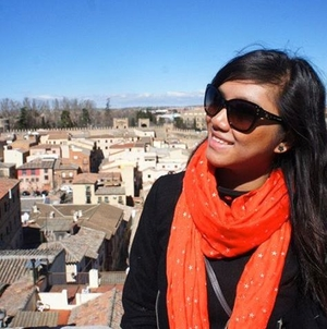 Jesha Bautista Travel Blogger