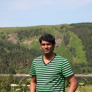 Sanjaykumar Viswanathan Travel Blogger