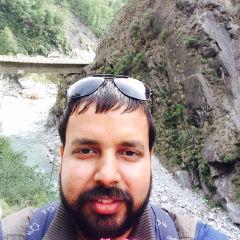 Brijesh Patel Travel Blogger