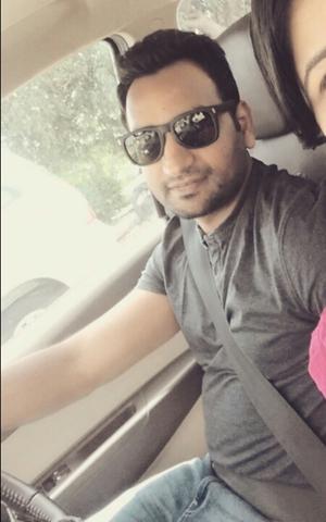 Vikas Agarwal Travel Blogger