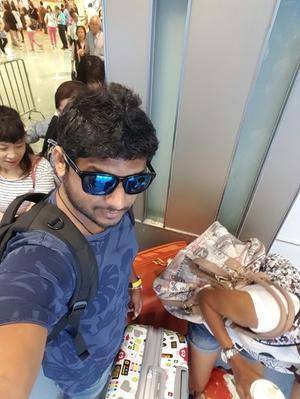 Ajay A N Travel Blogger