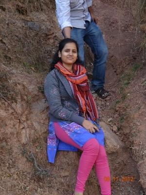 Padmini Bharadwaj Travel Blogger