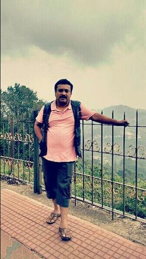 Rejeesh rehman Travel Blogger