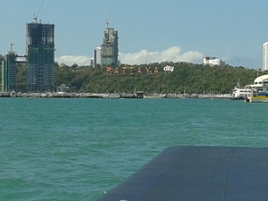 Bangkok the city that never stops... Pattaya the beauty of Blue water