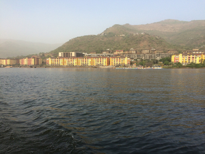Lavasa- the new Spain in India