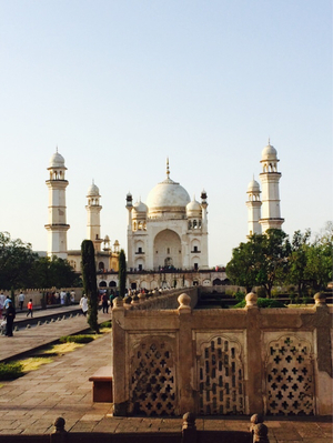 A Business Trip Changed Into A Historical Trip - Aurangabad