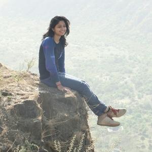Bhagyashri Bhanushali Travel Blogger