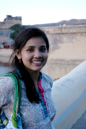 Ambita Surlekar Travel Blogger