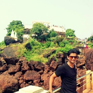 Sumit Patel Travel Blogger