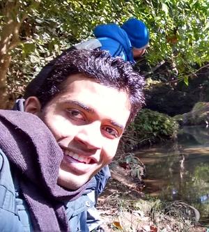 Siddhant Sahu Travel Blogger
