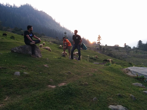 Kheerganga – A heavenly hideout in the mystic woods