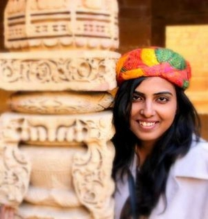 Ridhima Srivastava Travel Blogger