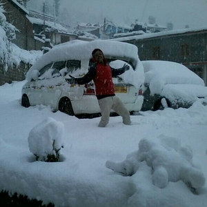 Manali -My first love