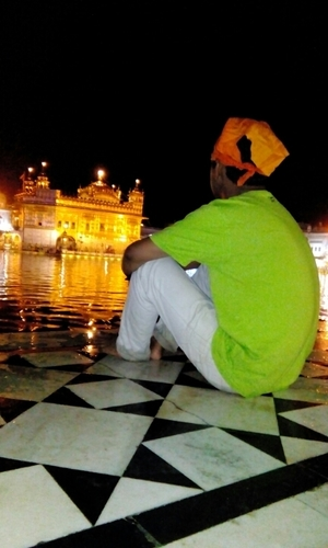 Faith in Amritsar