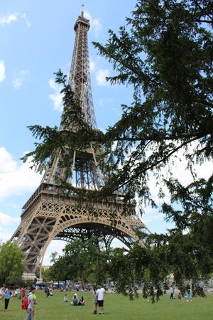 Some Eiffel Clicks