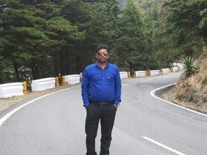 Deepak Kumar Kashyap Travel Blogger