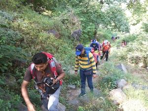 Rankpur-Khumbhalgrah Trekking