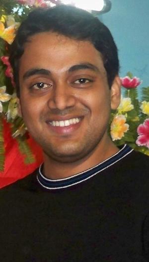 Anirban Saha Travel Blogger