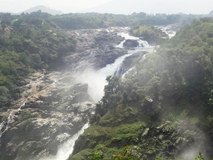 Shivanasamudra Kaveri Falls