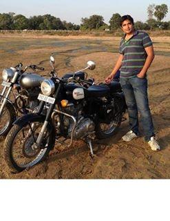 Atish Gautam Travel Blogger
