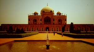 New Delhi and Agra: A look at Mughal Architecture