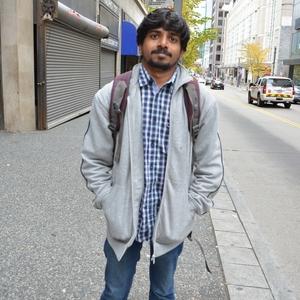 Vinit Acharekar Travel Blogger