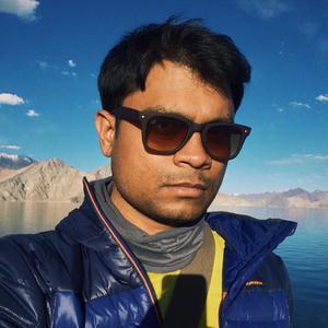 Kishore Nagarigari Travel Blogger
