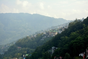 Way to Pelling - An Escape to the hills