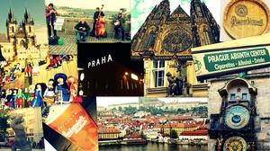 Debut trip to Prague