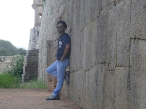 Welcome to Hampi: City of Sculptures and Boulders